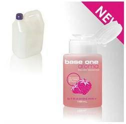 Base One Aroma Strawberry Polish Remover
