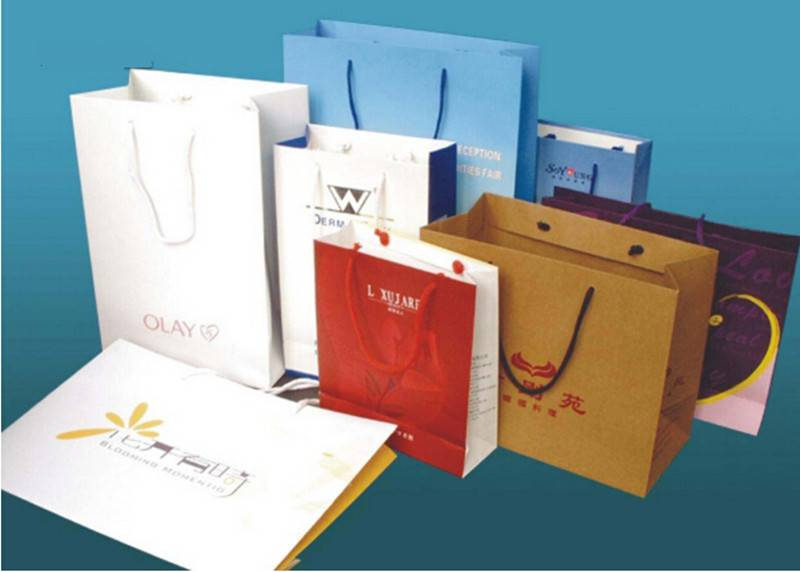 Dongguan coolrise new products paper bag shopping bag