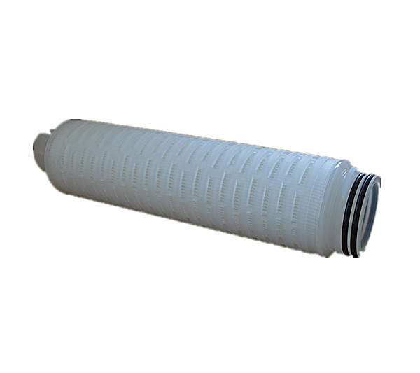 Nylon Pleated Water Filter Cartridges 0.1~1 Micron