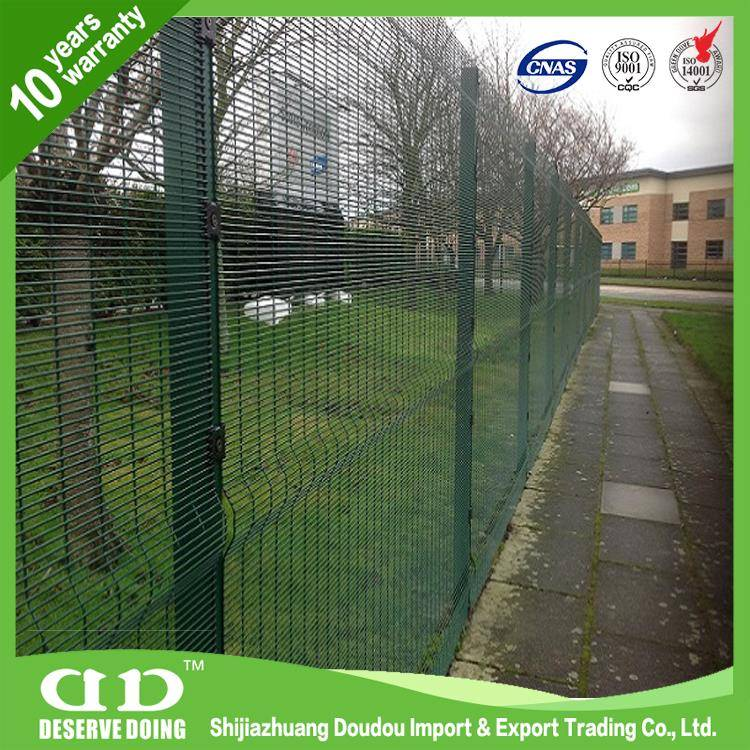 Anti Clamp 358 Welded Jail Fence