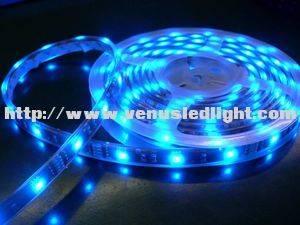 china flexible IP68 5M 3528 Warm/Cool/RGB 150 SMD LED Car TV Decoration Strip Light