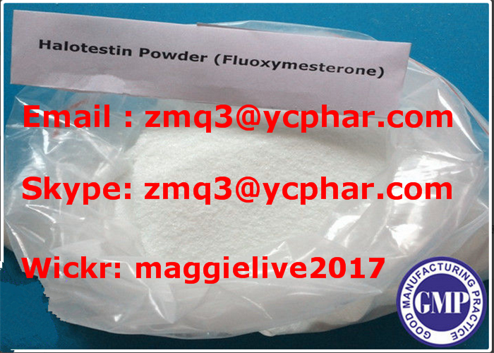 The Best Quality 99.5% Fluoxymesteron Halotestin Anabolic Steroid Powder