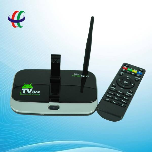 Hot selling Google smart xbmc Android IPTV TV Box support OEM logo multi function 1080p output andro