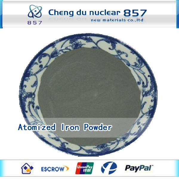 Atomized iron powder