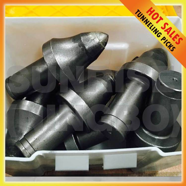 TBM tunnel boring machine parts roadheader rock crusher teeth