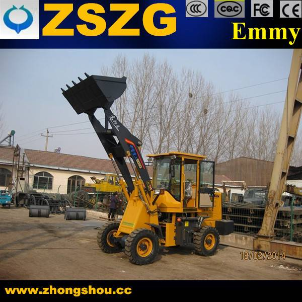 Mini wheel loader good quality for sale