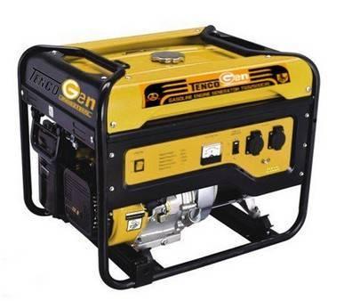 TencoGen Diesel/Gasoline Welder & Generator Set (Open/Silent)