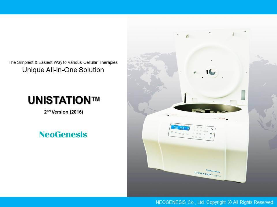 [NeoGenesis] Unistation - (Made in Korea)