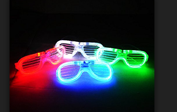 Best Price EL Glassess Flashing Led Glassess for Summer