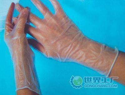 PVC gloves 07