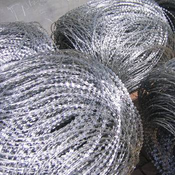 Hot sales razor barbed wire manufacturer