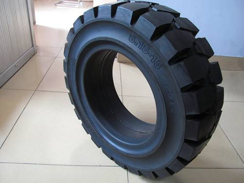 ANair Pneumatic Solid Tire 8.15-15, for Forklift and other industrial