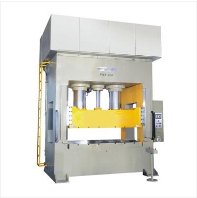 Thin Plate Hydraulic Molding Machine