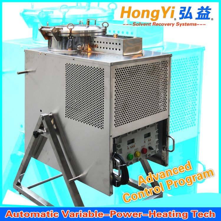 Acetone extraction Unit