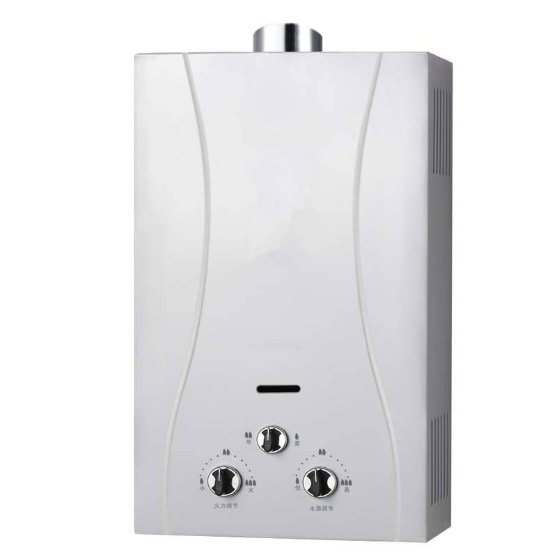 Hot Selling Tankless Flue & Forced Type Gas Water Heater