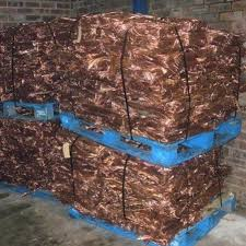 Factory Copper wire scrap/Mill berry copper 99.99%