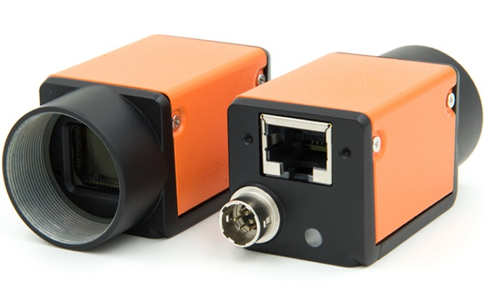 CE Certificate Professional SDK Industrial Inspection Global Shutter Machine Vision CMOS GigE Camera