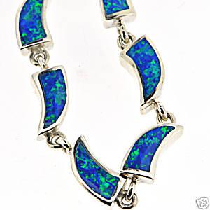 Opal Silver bracelets