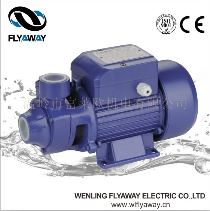 Factory direct QB series of small household self-priming Vortex pump 370W