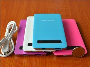 High quality grade A portable power bank 4000mAh