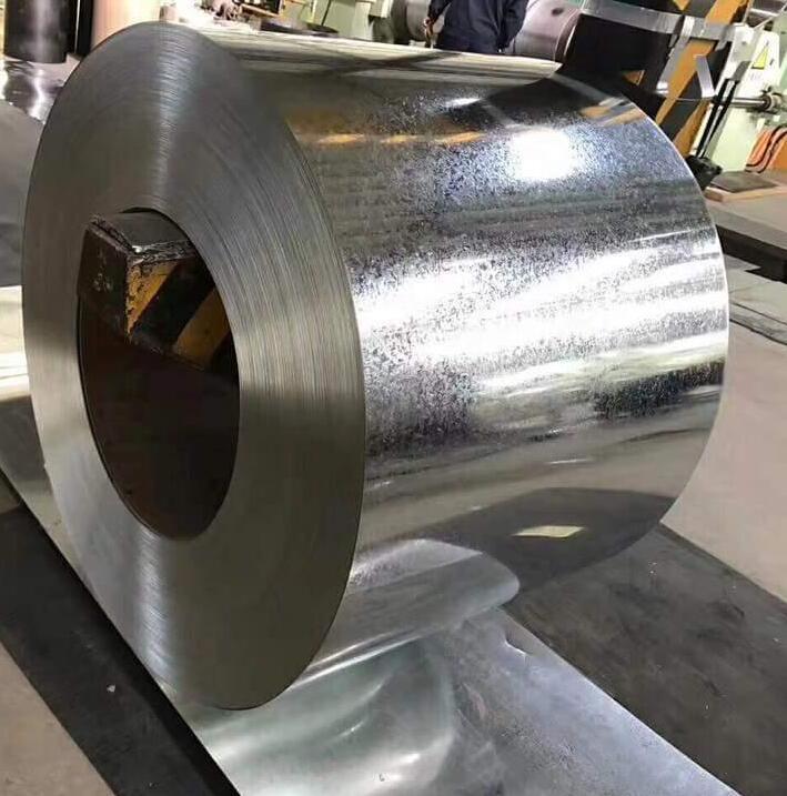 galvanized steel Coils sheet 600mm-710mm width
