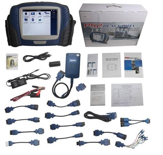 Wholesale Original PS2 auto diagnostic scanner 12v 24v,price of auto scanner,scanner auto