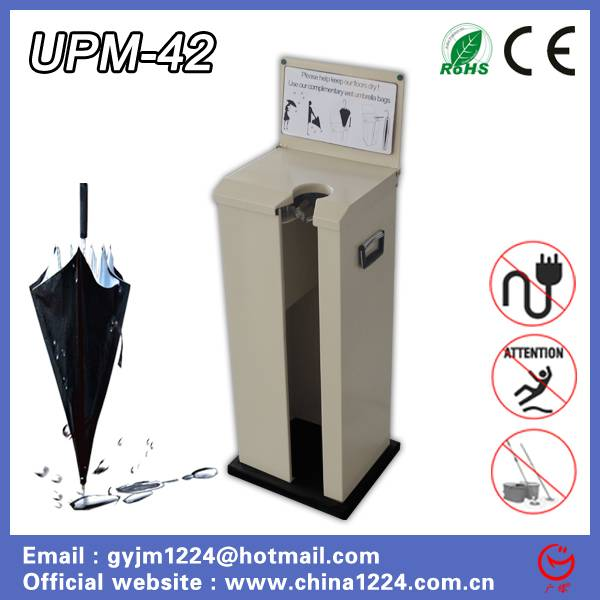 2014 hot sell umbrella bag dispenser