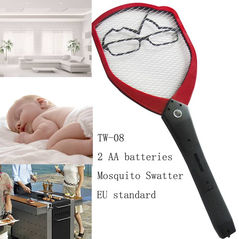 Battery Mosquito Swatter with CE&RoHS