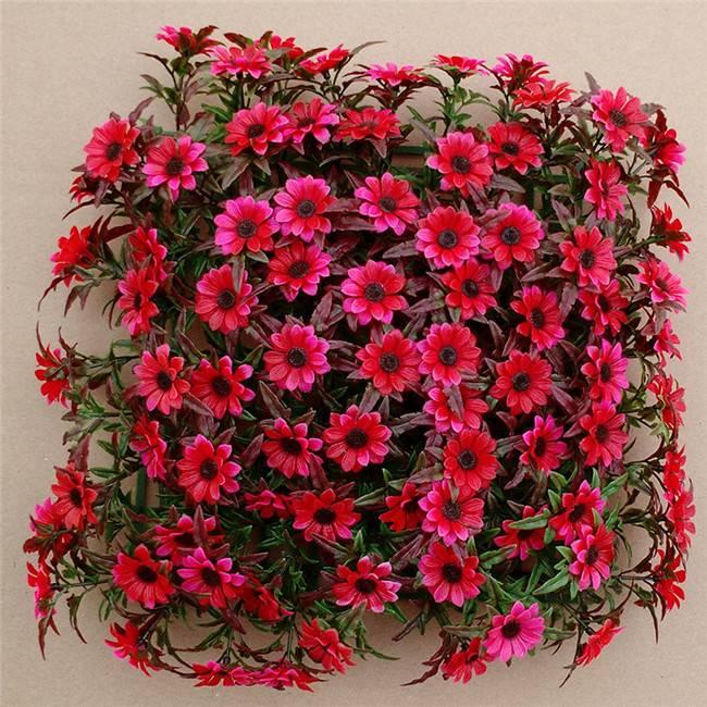 Factory Direct Plastic Decorative Artificial Flower Wholesale
