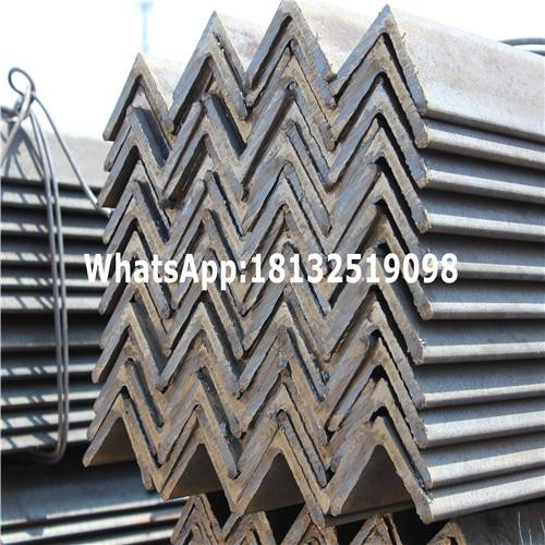 SS400 Grade steel angle bar Certificated by SGS
