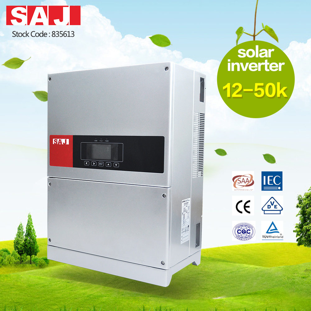 SAJ Smart and Easy to Use Solar Pump Inverter Three Phase