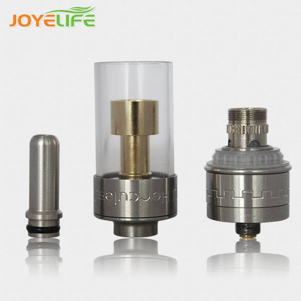 Authentic Sub 0.5ohms Subtank Hercules with 3.5ml Capacity Replaceable Coil Vaporizer Free Shipping