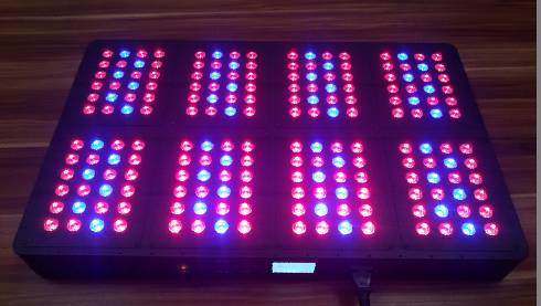 High Power 576W LED Grow Light,AC 85-265V,Two-year Warranty,for Green House Plants' Growth