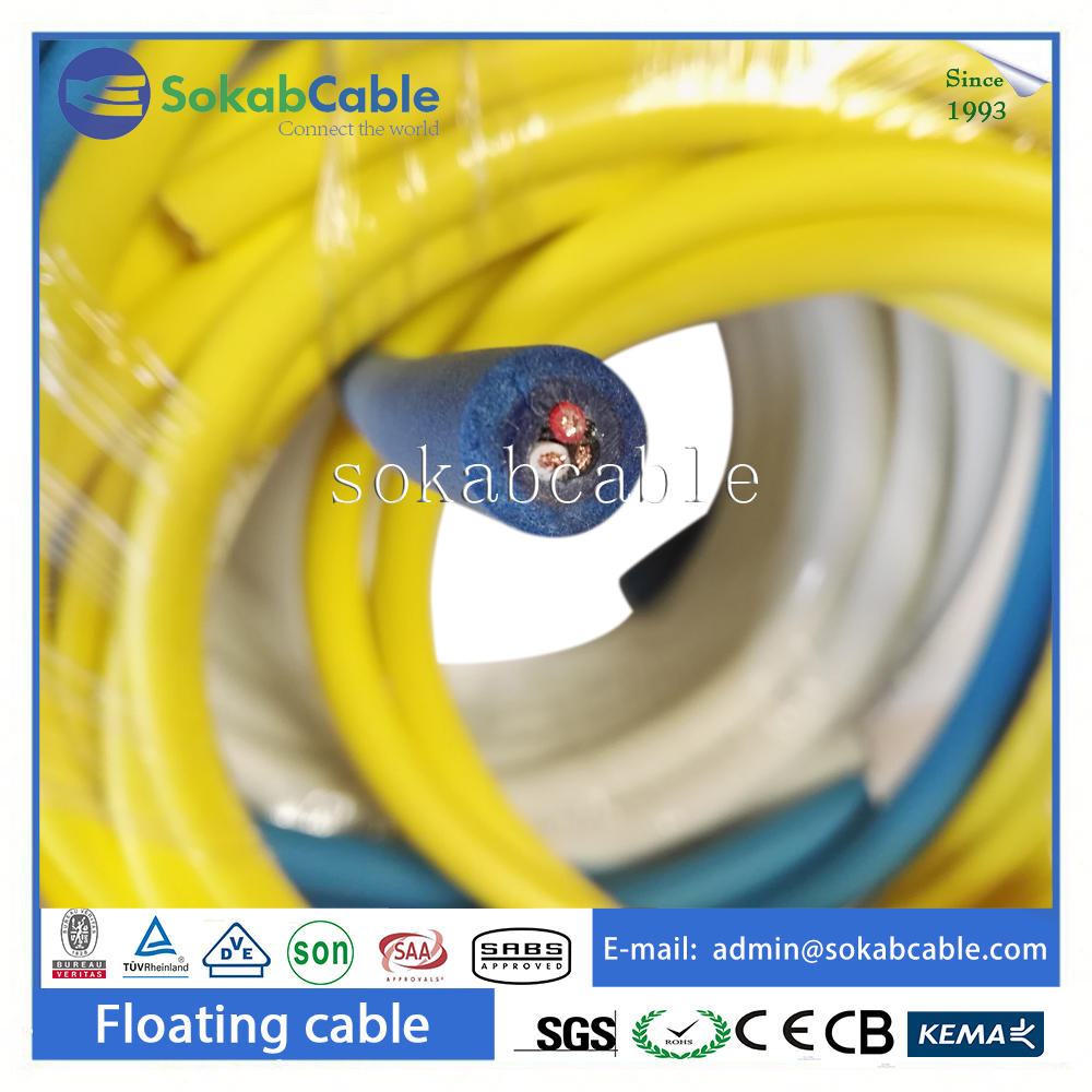 2016 China Manufacturer Underwater Waterproof Electrical Cable
