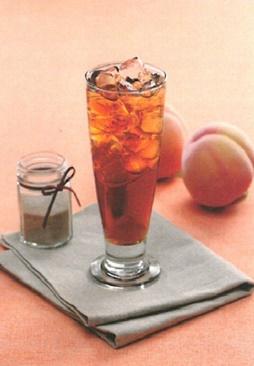 Peach Flavor Iced/ Hot Tea Powder