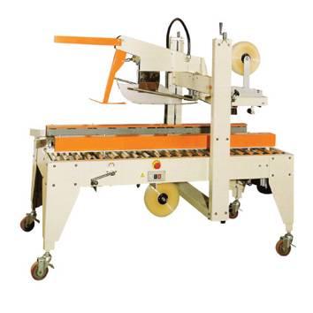TF-057 Automatic Cover folding Carton Sealing Machine