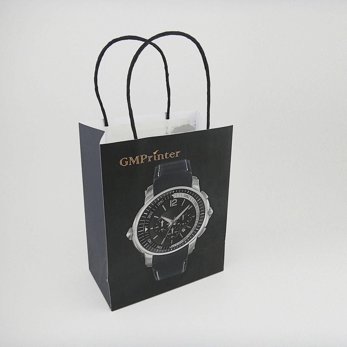 Retail paper bags