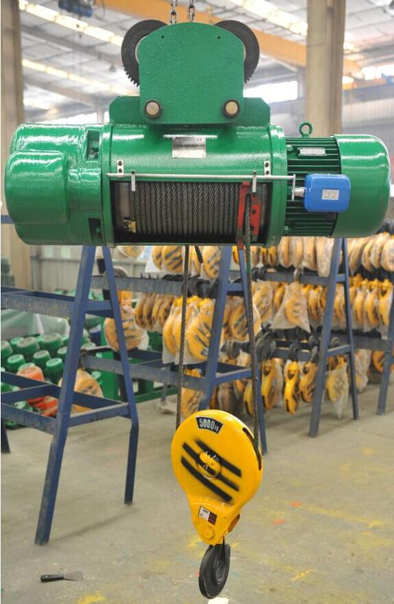 CD MD type electric tower crane motor hoist for sale