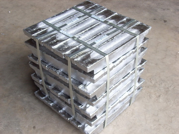 high purity lead ingot