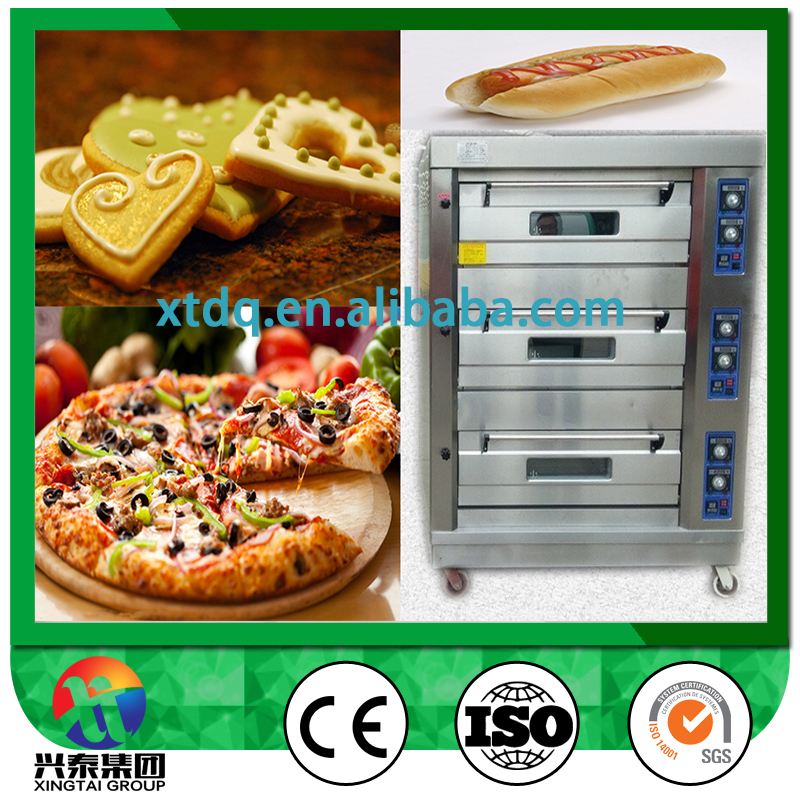 2017 commercial bakery pizza oven