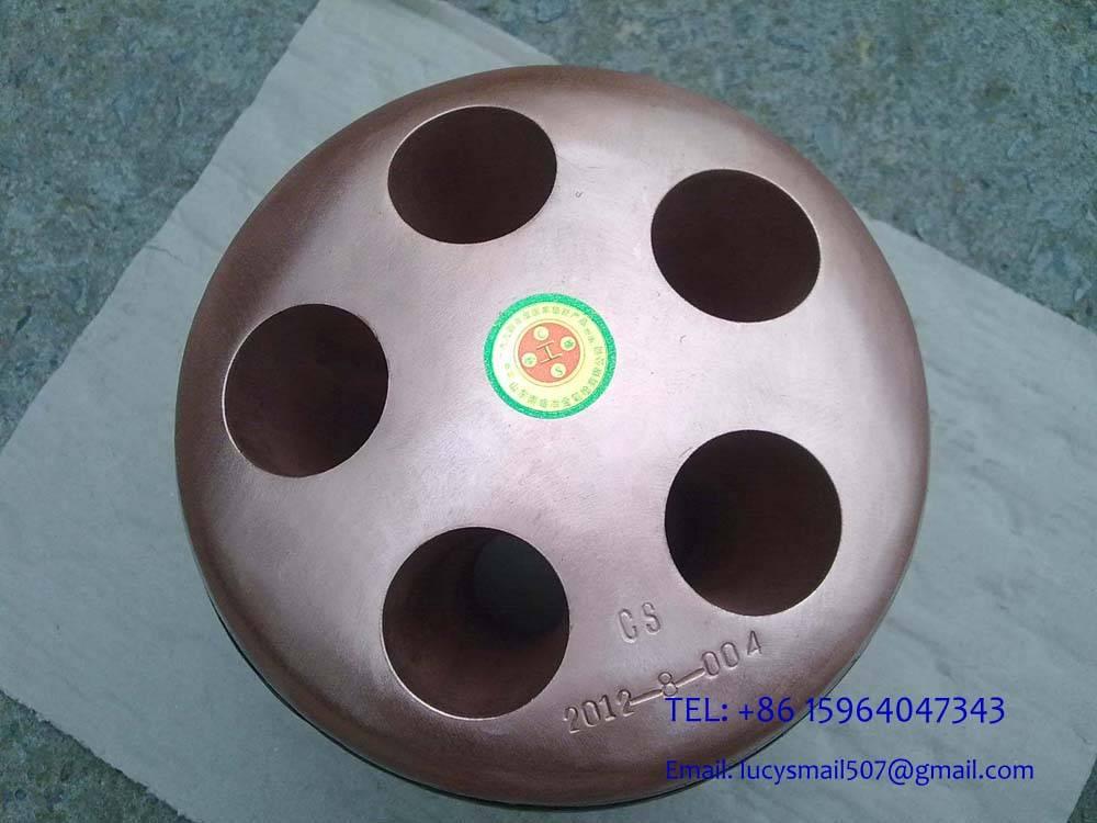 oxygen lance nozzle / tip