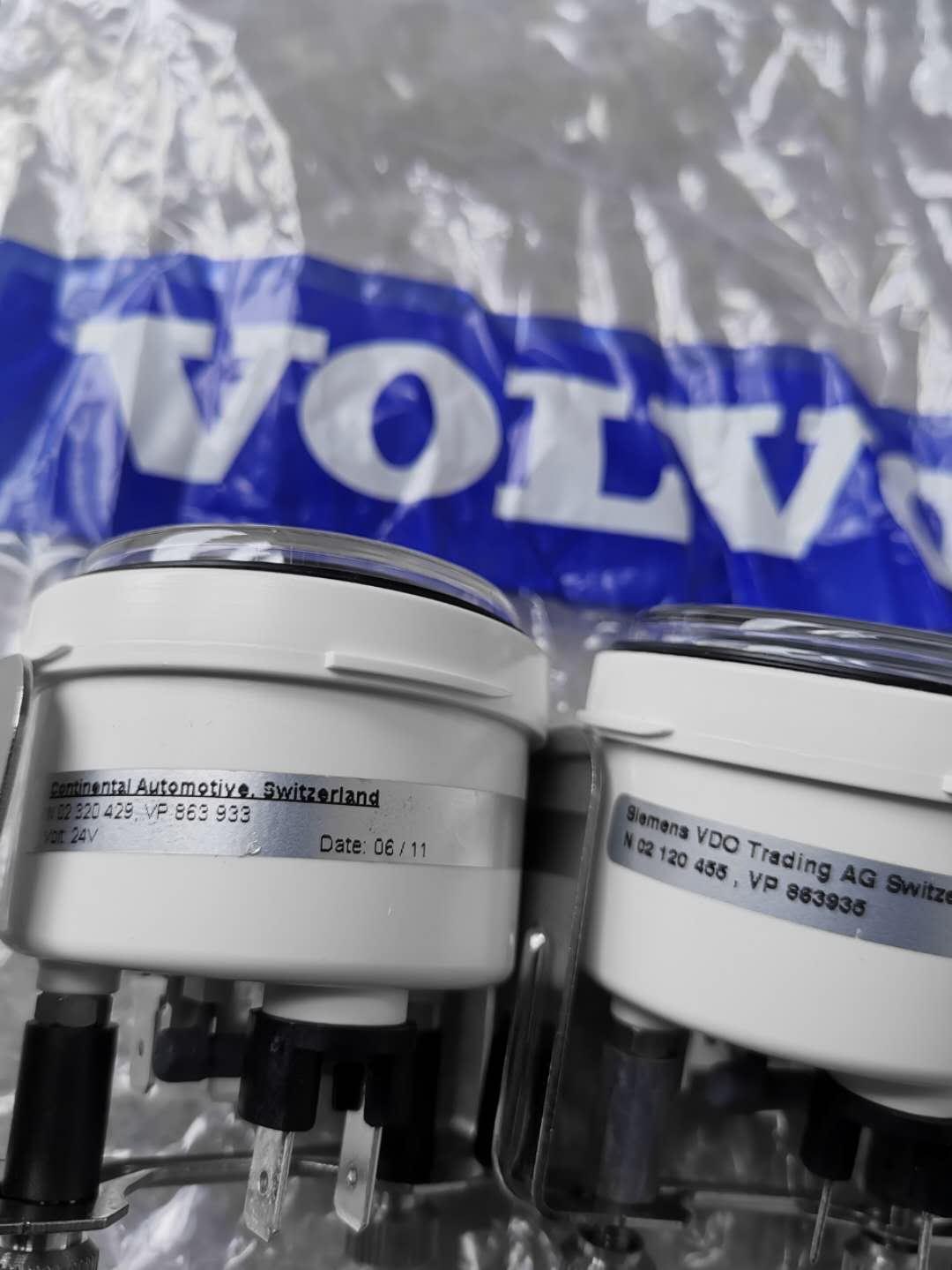volvo genuine new Oil pressure gauge 873198