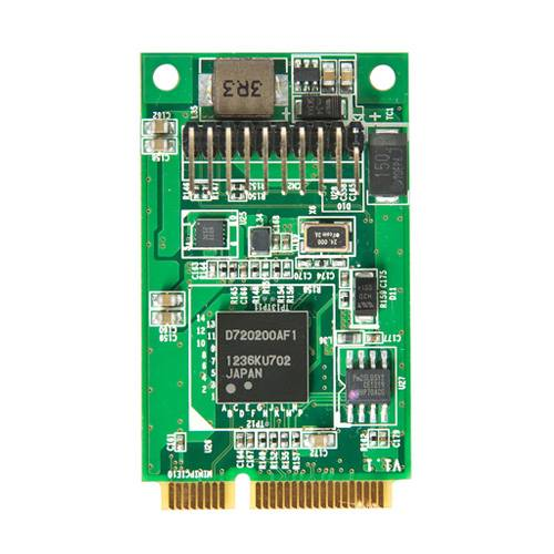 Mini PCI-e 2-port USB 3.0 board