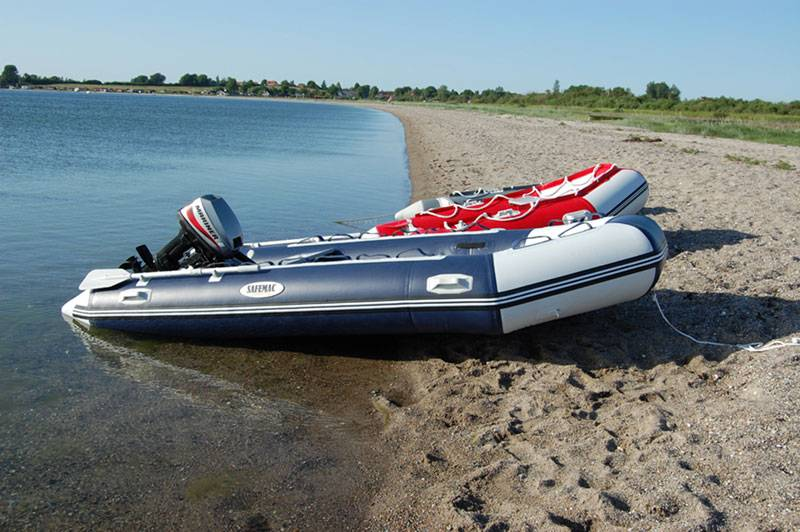 Sell Liya  inflatable boat with outboard motor CE