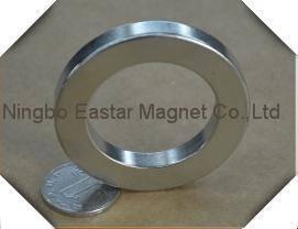 N35 Big Size Ring Neodymium Magnet for Speaker
