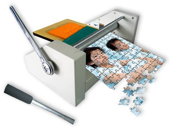 Manual Puzzle Slitter