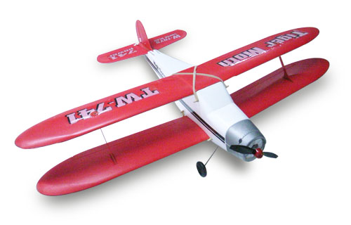 3CH Radio Control RC Airplane 'Tiger Moth'