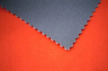 Fashionable FR  Twill Denim Fabric 385gsm