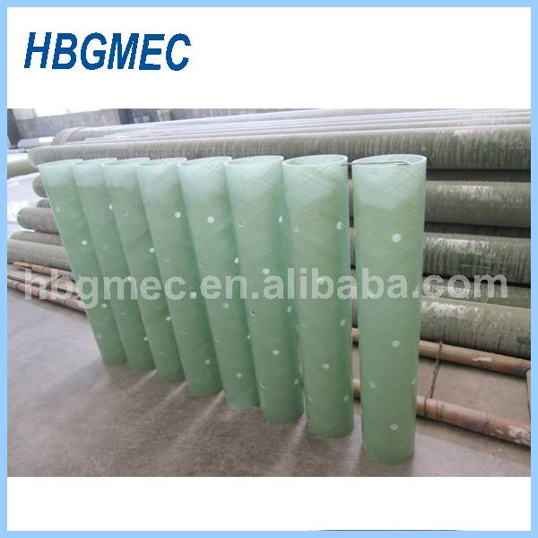high press fiberglass casisng pipe