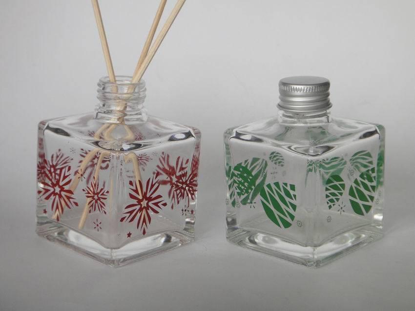 100ml aroma diffuser glass bottle